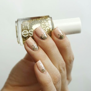 Essie - spin the bottle & rock at the top